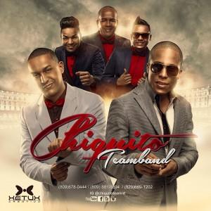 Chiquito Team Band – No Te Cambio Por Ninguna
