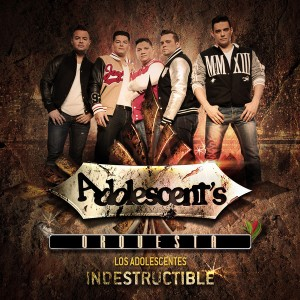Adolescent's Orquesta – Los Adolescentes Indestructible (2014)
