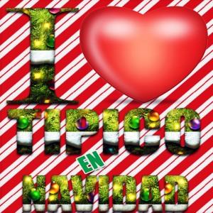 I Love Tipico En Navidad 2014