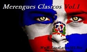 Merengues Clasicos Vol.1