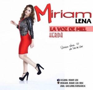 Miriam Lena - Herida